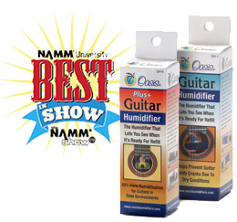 NAMM Best in Show Humidifiers