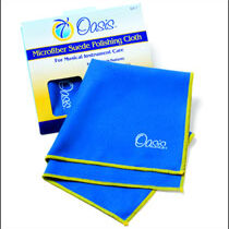 Microfiber polishing cloth