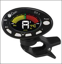 OT-1 Clip-on Tuner