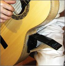 Quadrest guitar support