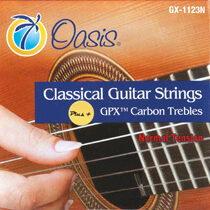 GPX Carbon Guitar Strings