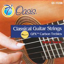GPX Carbon Guitar Strings