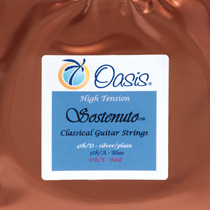Sostenuto Bass Strings