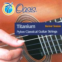 Titanium Classical Guitar Strings