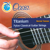 Titanium Classical Guitar Strings