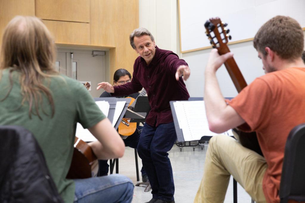 Jim Piorkowski Classical Guitar Program